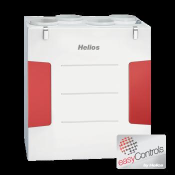 Helios KWL EC 300 W R