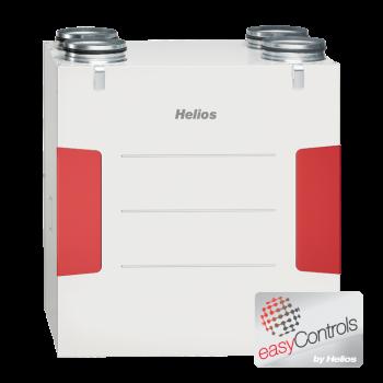 Helios KWL EC 370 W L