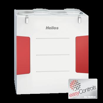 Helios KWL EC 200 W ET L