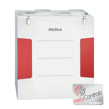 Helios KWL EC 300 W ET L