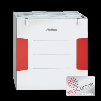 Helios KWL EC 500 W ET L