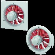 Nástěnné ventilátory Helios
